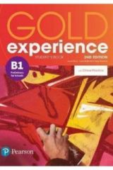 Gold Experience B1 Student's book (+ ONLINE PRACTICE) 2nd edition