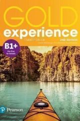 Gold Experience B1+ Student's book 2nd edition