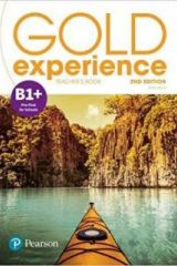 Gold Experience B1+ Teacher's (+Online Practice & Resourse pack) 2nd edition