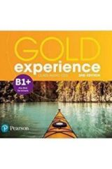 Gold Experience B1+ Class Cds 2nd edition