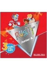 Rusty Junior A Audio CDs (set of 3)