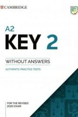 Cambridge A2 KEY 2 Practice Tests Student's without Answers Revised 2020