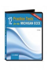 12 Practice Tests for the Michigan Ecce Audio Cds (6) 2020