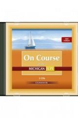 On Course For The Michigan ECPE Audio Cds (2) 2020