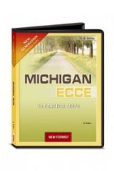 New Generation Michigan ECCE 10 practices tests Audio cds(5) 2020