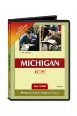 New Generation Michigan ECPE Practice Tests Audio cds (9) 2020