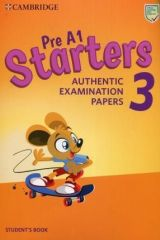 Starters 3 Pre A1 Student's book Revided 2019
