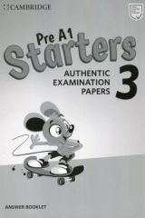 Starters 3 Pre A1 Booklet Revided 2019