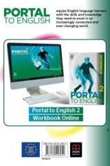 PORTAL TO ENGLISH 2 Workbook with online code