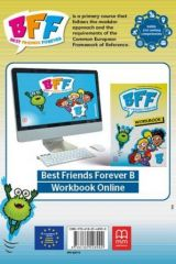 BFF - Best friends forever B Workbook with online code