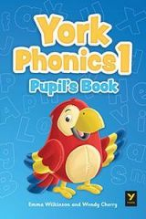 York Phonics 1 student's book