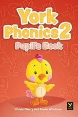York Phonics 2 student's book