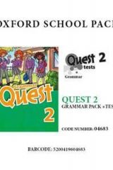 Quest 2 Grammar pack + Test 04683