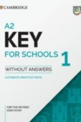 A2 Key (KET) For Schools 1 Student's Book Without Answers