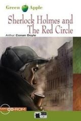 Sherlock Holmes and The Red Circle Green Apple Level 1-A2 (BK and CD)