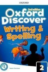 Oxford Discover 2 2nd Edition Writing And Spelling