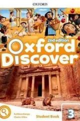 Oxford Discover 3 2nd Edition Student Book Pack