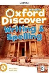 Oxford Discover 3 2nd Edition Writing And Spelling