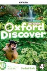 Oxford Discover 4 2nd Edition Student Book Pack