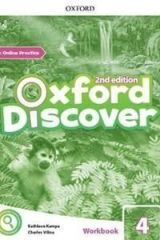 Oxford Discover 4 2nd Edition Workbook With Online Practice