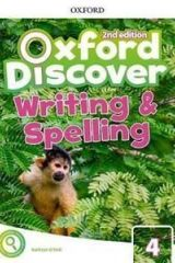Oxford Discover 4 2nd Edition Writing And Spelling