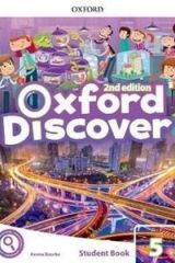 Oxford Discover 5 2nd Edition Student Book Pack