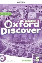 Oxford Discover 5 2nd Edition Workbook With Online Practice