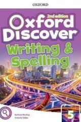 Oxford Discover 5 2nd Edition Writing And Spelling