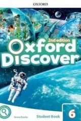 Oxford Discover 6 2nd Edition Student Book Pack