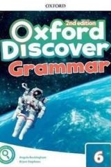 Oxford Discover 6 2nd Edition Grammar