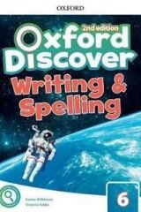 Oxford Discover 6 2nd Edition Writing And Spelling