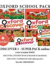 Oxford Discover 1 Super Pack Online 03693