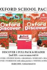Discover 1 (II Ed) Full Pack And Reader -04539