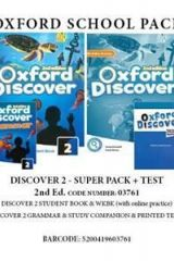 Discover 2 (II Ed) Super Pack Plus Test -03761