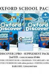 Discover 2 (ii Ed) Pro-Supplement Pack -05406