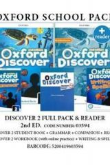 Discover 2 (II Ed) Full Pack And Reader -03594