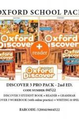 Discover 3 (II Ed) Pro Pack-04522