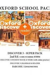Discover 3 (II Ed) Super Pack -03884