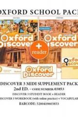 Discover 3 (II Ed) Midi Supplement Pack -03853