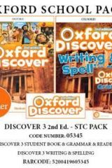 Discover 3 (II Ed) Soft Pack Plus Reader -04881