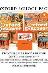 Discover 3 (II Ed) Full Pack Plus Reader -03617