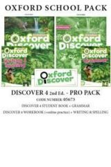 Discover 4 (II Ed) Pro Pack -05673