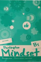 Burlington Mindset B1 Test Book