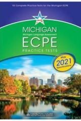 Michigan Ecpe Practice Tests 1 Student's Book 2021