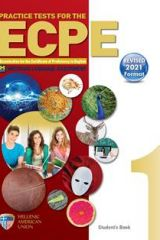 Practice Tests for the ECPE Book 1 Student's Book (Revised 2021 Format)