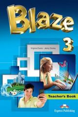 Blaze 3 - Teacher's Book