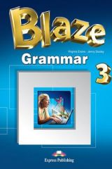 Blaze 3 - Grammar Book English edition