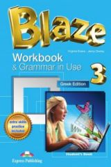 Blaze 3 - Workbook & Grammar in Use English edition