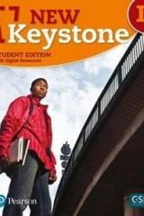 New Keystone Level 4 Student's Book Plus E-Book