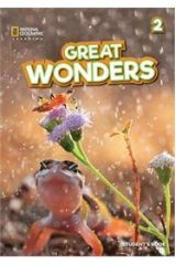 Great Wonders 2 Online Pack (Student's + Workbook + e-book)